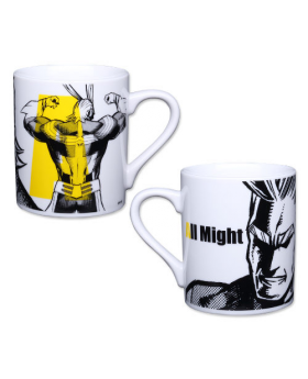 Boku No Hero Academia Jump Chara Shop All Might Mug