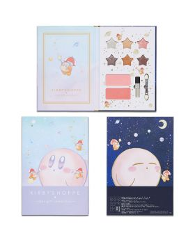 Ichiban Coffret Kirby's HOPPE Star Gift Collection INDIVIDUALS Make-Up Palette