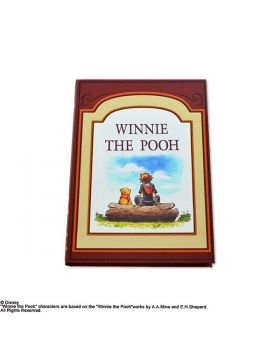 Kingdom Hearts 3 Winnie the Pooh 100 Acre Woods Book