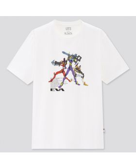 Evangelion UT Uniqlo T-Shirt Eva Units