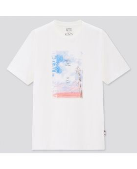 Evangelion UT Uniqlo T-Shirt The End