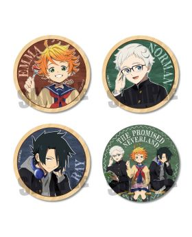 The Promised Neverland Animate Exclusive Event Can Badge School Uniform