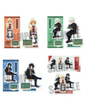 The Promised Neverland Animate Exclusive Event Acrylic Stand School Uniform