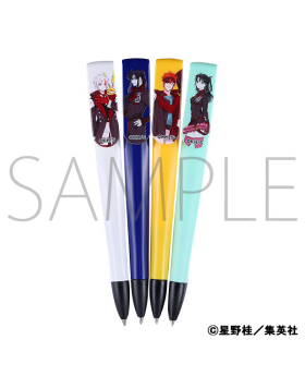 D.Gray Man Jump Festa 2021 Special Presale Goods Pen Set