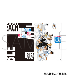 Bleach Jump Festa 2021 Special Presale Goods Clear File