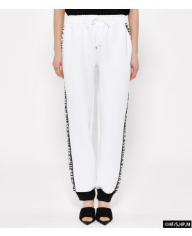 Haikyuu!! x R4G Collaboration Volleyball Track Pants White