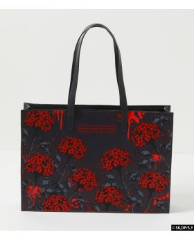 The Promised Neverland x R4G Collaboration Flower Motif Tote Bag