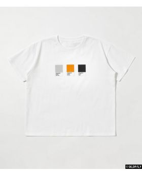 The Promised Neverland x R4G Collaboration Pantone T-Shirt