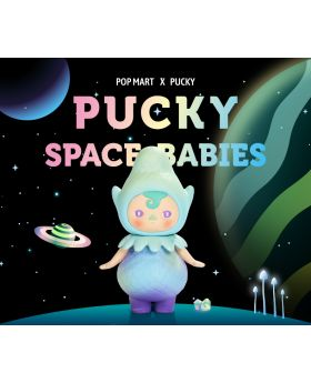 POPMART PUCKY SPACE BABIES Figurines BLIND PACKS