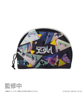 PROMARE XFlag Store Goods X-Girl Pouch