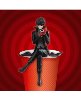 [NO BOX INCLUDED] Persona 5 Royal Cup Noodle Figurine Joker