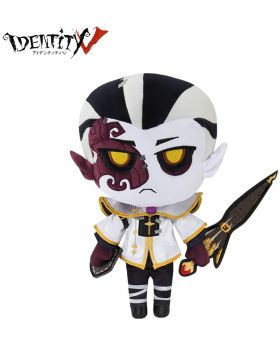 Identity V Net Ease Games Official Plush Doll White Guard Xie Bi An INDIVIDUAL