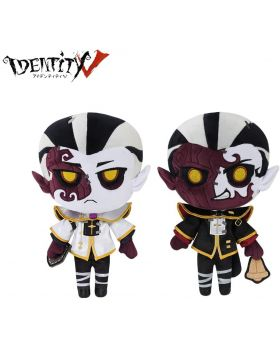 Identity V Net Ease Games Official Plush Doll Wu Chang SET