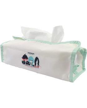 PROMARE KThingS Tissue Box Cover Mad Burnish