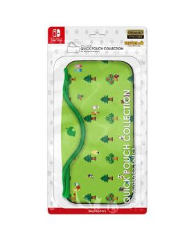 Animal Crossing Nintendo Switch Quick Pouch Collection B