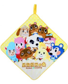 Animal Crossing Marushin Nintendo Official Product Square Towel