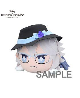 Twisted Wonderland Sega Prize Mega Jumbo Nesoberi Plush Azul Ashengrotto