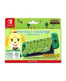 Animal Crossing Nintendo Switch Protective Cover Case Collection B