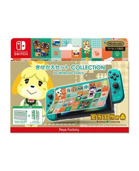 Animal Crossing Nintendo Switch Protective Cover Case Collection A