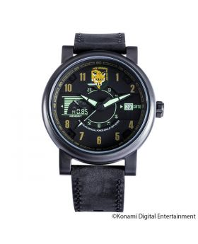 Metal Gear Solid Super Groupies Collection Watch
