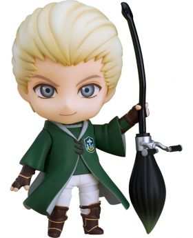Harry Potter Nendoroid Draco Malfoy Quidditch Version