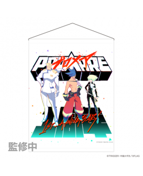 PROMARE 1st Anniversary XFlag Limited Edition Tapestry