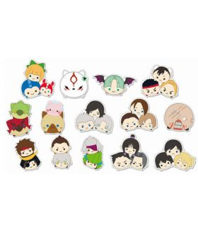 CAPCOM Tokyo Store Goods Tsum Character Stickers
