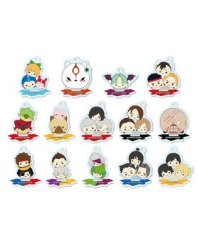 CAPCOM Tokyo Store Goods Tsum Acrylic Stand BLIND PACKS
