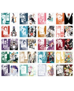 D.Gray Man Exhibition A6 Mini Clear File BLIND PACKS