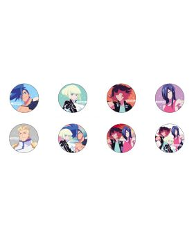 PROMARE Chara Shop Marui Limited Edition Goods New Art Can Badges BLIND PACKS
