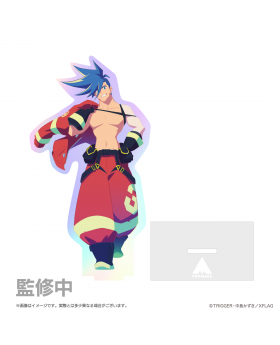 PROMARE XFlag Store Goods Acrylic Stand Galo