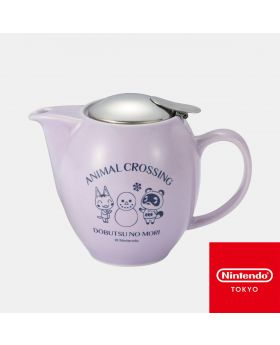 Animal Crossing Nintendo Store Limited Goods Tea Pot Winter Ver.