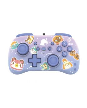 Animal Crossing New Horizons HORI Official Licensed Nintendo Product Mini Pad Controller Celeste Design