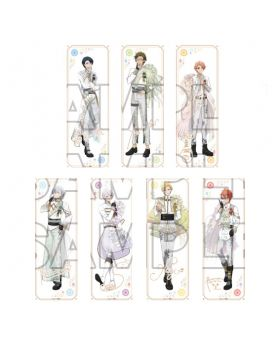 IDOLiSH7 Second BEAT! Animate Only Shop Goods Stick Poster BLIND PACKS