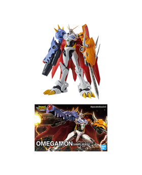 Digimon Adventure Limited Base Goods Part 4 Figure-ise Standard Amplified Omegamon