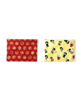 Inuyasha Anime Exhibition Goods Flat Pouch