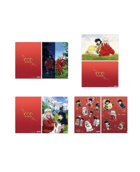 Inuyasha Anime Exhibition Goods Clear File