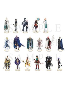 Fate/Grand Order Camelot Wandering; Agateram Movie Goods Acrylic Stand