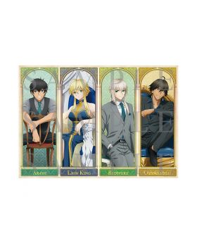 Fate/Grand Order Camelot Wandering; Agateram Movie Goods Mini Clear Poster