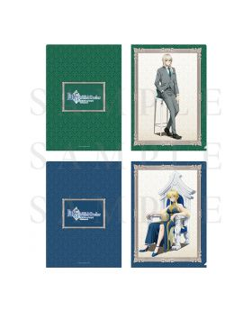 Fate/Grand Order Camelot Wandering; Agateram Movie Goods Clear File