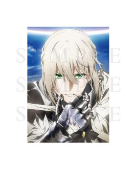 Fate/Grand Order Camelot Wandering; Agateram Movie Goods Special Bromide