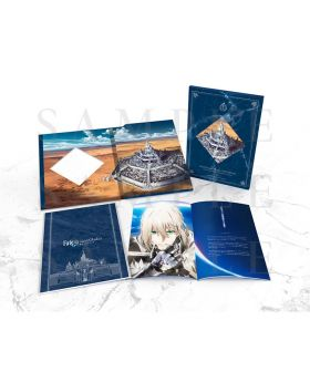 Fate/Grand Order Camelot Wandering; Agateram Movie Goods Pamphlet Special Edition