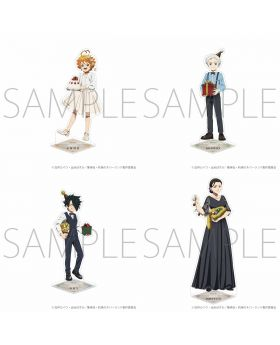 The Promised Neverland Jump Festa 2021 Special Presale Goods Acrylic Stand