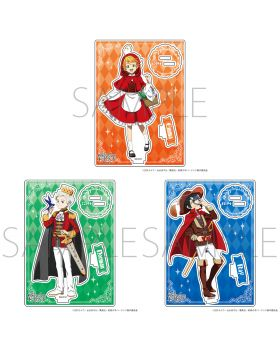 The Promised Neverland Jump Festa 2021 Special Presale Goods Fairy Tale Acrylic Stand