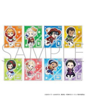 The Promised Neverland Jump Festa 2021 Special Presale Goods Fairy Tale Acrylic Stand Chibi Ver. BLIND PACKS