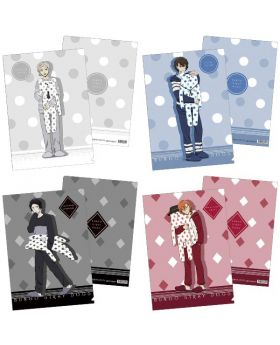 Bungou Stray Dogs x CRAFTHOLIC Clear File