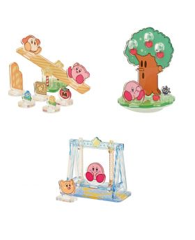 Kirby's Dream Land Ensky Goods Moving Diorama Acrylic Stand
