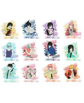 Chainsaw Man Jump Shop Goods Acrylic Stand Collection Vol. 1 BLIND PACKS