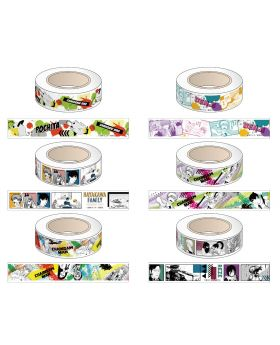 Chainsaw Man Twinkle Goods Washi Tape BLIND PACKS