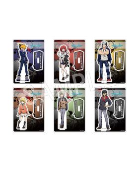 The World Ends with You The Animation Marui POP UP SHOP Goods Acrylic Stand